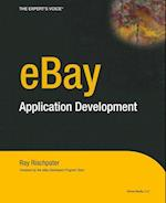 Ebay Application Development (The Expert's Voice)