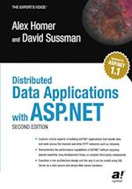 Distributed Data Applications with ASP.Net, Second Edition (The Expert's Voice)