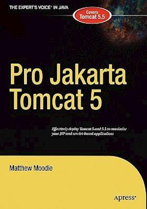 Pro Apache Tomcat 5/5.5