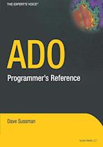 ADO Programmer's Reference (The Expert's Voice)
