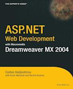 ASP.Net Web Development with Macromedia Dreamweaver MX 2004 (The Expert's Voice)