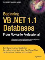 Beginning VB .Net 1.1 Databases (Novice to Professional)