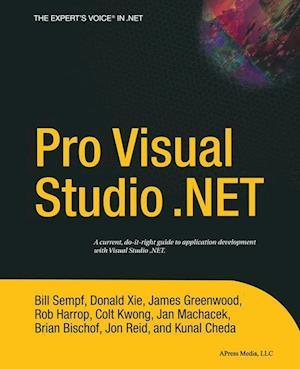 Pro Visual Studio.Net