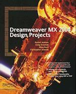 Dreamweaver MX Design Projects