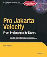 Pro Jakarta Velocity (Books for Professionals by Professionals)