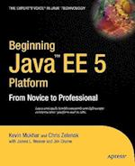 Beginning Java Ee 5 (Novice to Professional)