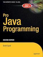 Pro Java Programming (Pro)