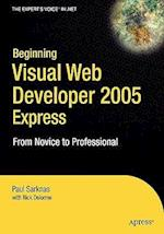 Beginning Visual Web Developer 2005 Express (Beginning: From Novice to Professional)