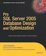 Pro SQL Server 2005 Database Design and Optimization (Pro)