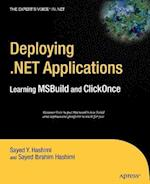 Deploying .Net Applications (Expert's Voice in .net)