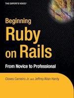 Beginning Rails (The Expert's Voice)