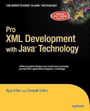 Pro XML Development with Java Technology