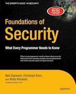 Foundations of Security (The Expert's Voice)