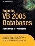 Beginning VB 2005 Databases (Beginning: From Novice to Professional)