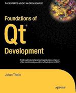 Foundations of Qt Development (The Expert's Voice In Open Source)