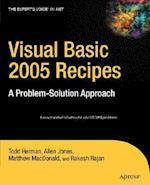 Visual Basic 2005 Recipes (Expert's Voice in .net)