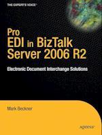 Pro EDI in BizTalk Server 2006 R2 (Pro)