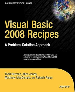Visual Basic 2008 Recipes