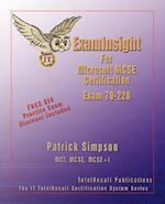 Examinsight for MCP / MCSE Certification (ExamInsight S)