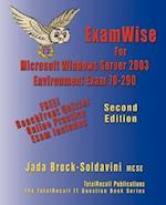 Examwise for MCP/Msce Exam 70-290 Windows Server 2003 Certification