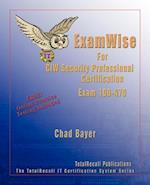 Examwise for Exam 1d0-470 CIW Security Professional Certification with Online Exam (ExamWise S)