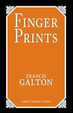 Finger Prints af Francis Galton