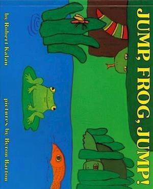 Lydbog, CD Jump, Frog, Jump with CD [With Paperback Book] af Robert Kalan