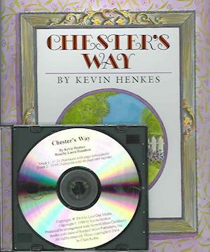 Bog, hardback Chester's Way af Kevin Henkes