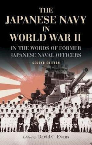 Bog, paperback The Japanese Navy in World War II