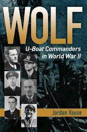 Bog, paperback Wolf af Jordan Vause