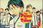 The Prince Of Tennis 4 (Prince of Tennis (Graphic Novels))