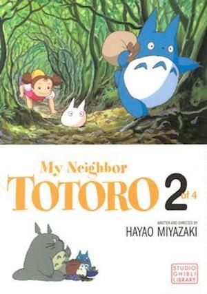 Bog paperback My Neighbor Totoro 2 af Hayao Miyazaki