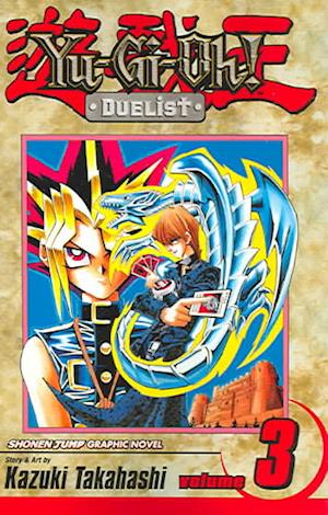 Bog, paperback Yu-gi-oh! Duelist 3 af Kazuki Takahashi, Hayao Miyazaki