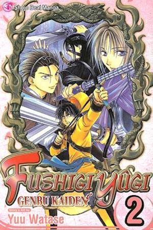 Fushigi Yugi 2