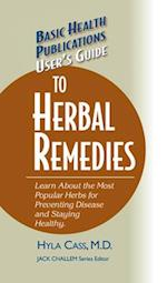 User's Guide to Herbal Remedies (Basic Health Publications User's Guide)
