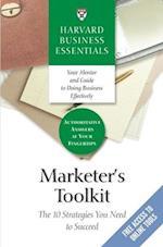 Marketer's Toolkit (Harvard Business Essentials)