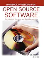 Handbook of Research on Open Source Software af Kirk St Amant, Brian Still