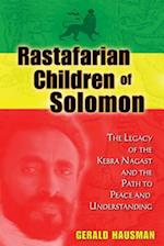 Rastafarian Children of Solomon af Gerald Hausman