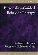Personality-Guided Behavior Therapy af Richard F Farmer