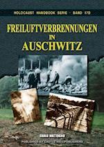 Freiluftverbrennungen in Auschwitz af Carlo Mattogno