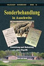Sonderbehandlung in Auschwitz