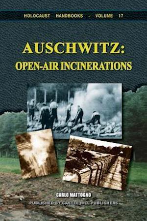 Bog, hæftet Auschwitz: Open-Air Incinerations af Carlo Mattogno
