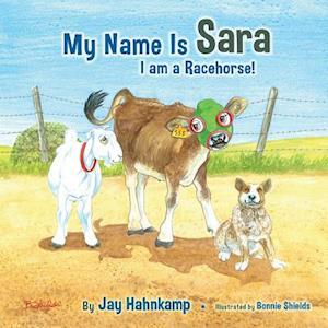 Bog, paperback My Name Is Sara af Jay Hahnkamp