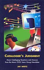 Cataloger's Judgment