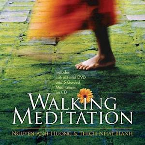Bog hardback Walking Meditation af Anh Huong Nguyen Thich Nhat Hanh