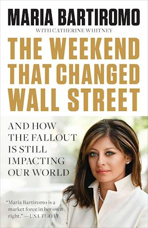 Bog, paperback The Weekend That Changed Wall Street af Maria Bartiromo