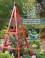 Trellises, Planters & Raised Beds af Cool Springs Press