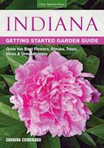 Indiana Getting Started Garden Guide af Shawna Coronado