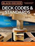 Black & Decker Deck Codes & Standards (Black & Decker)