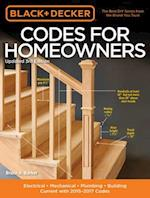 Black & Decker Codes for Homeowners (Black & Decker Complete Guide)